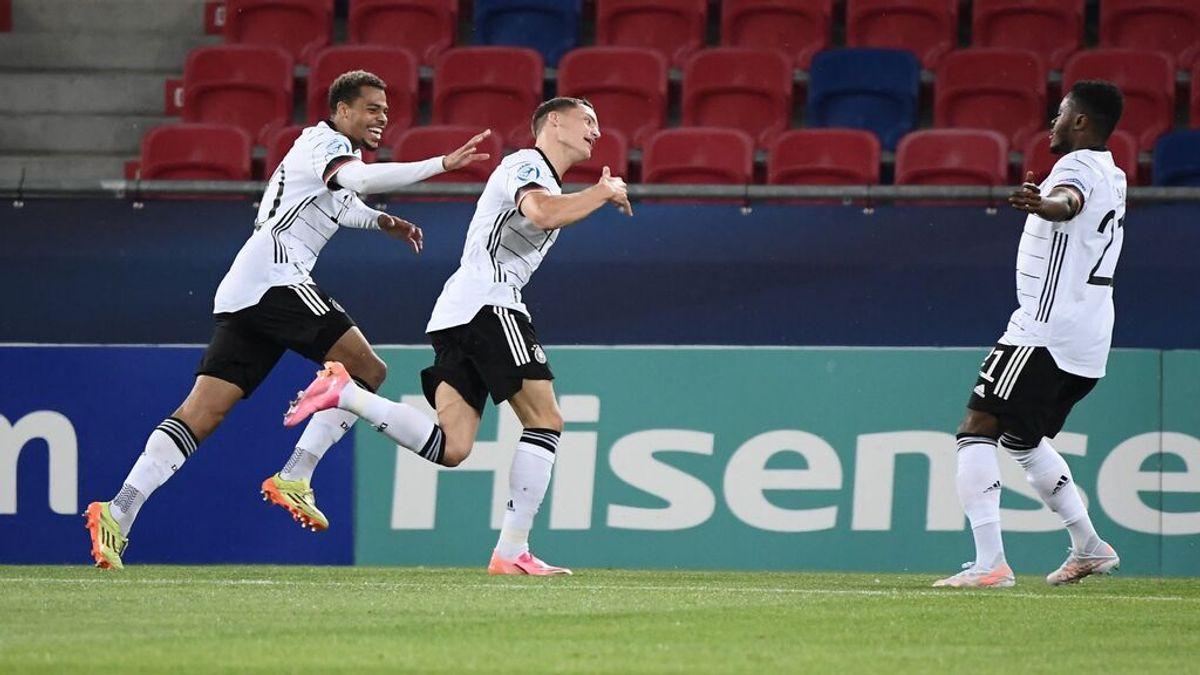 Alemania buscará su tercer Europeo Sub21