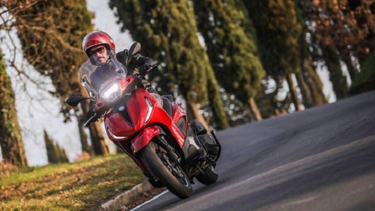 DGT estudia no hacer obligatorio el airbag en motos