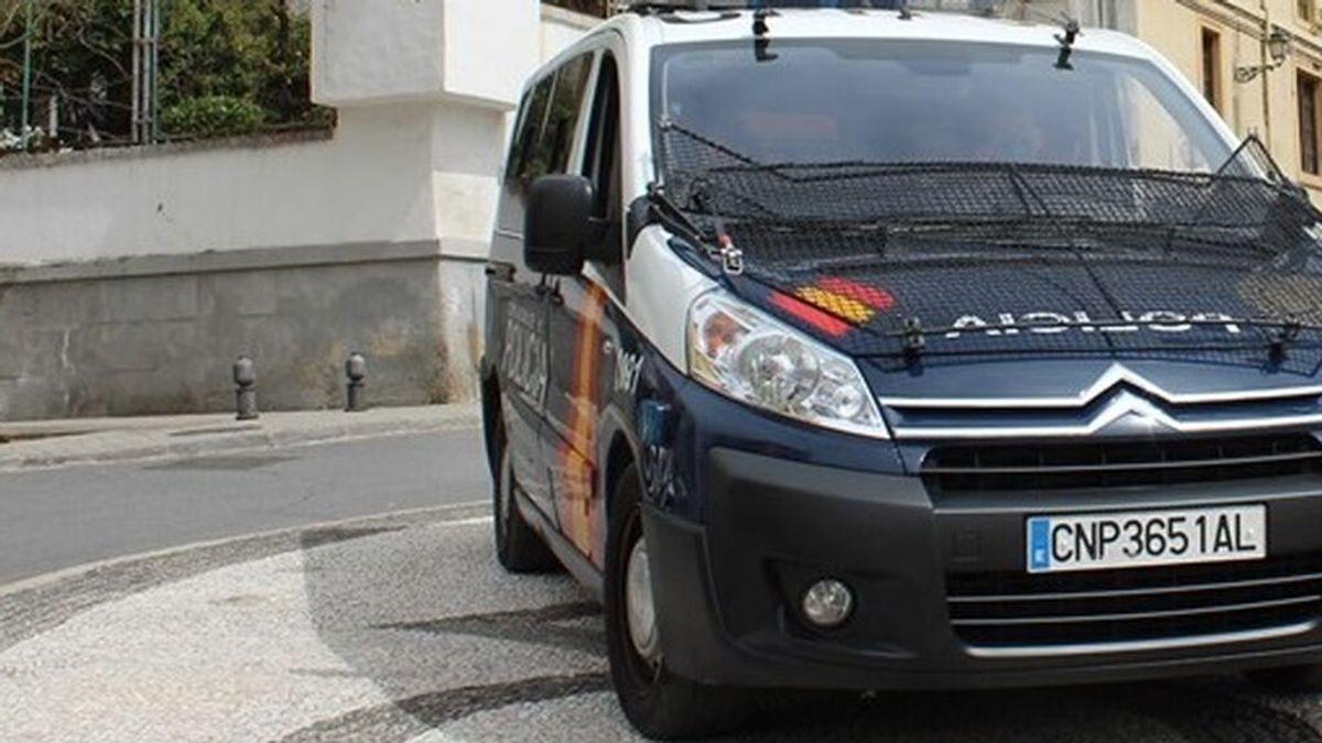 Interceptado en Lugo un conductor drogado que irrumpió en un área peatonal y arrolló a varios escolares
