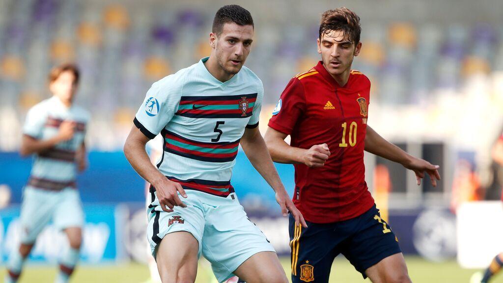 España, eliminada en las semifinales del Europeo Sub21