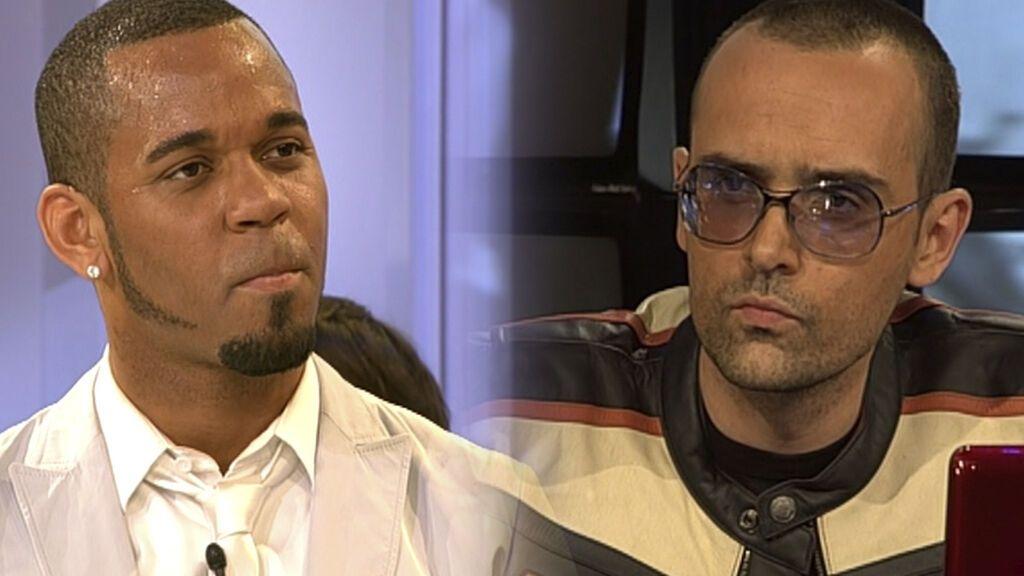 El pasado de Risto Mejide y Chipper en 'OT'