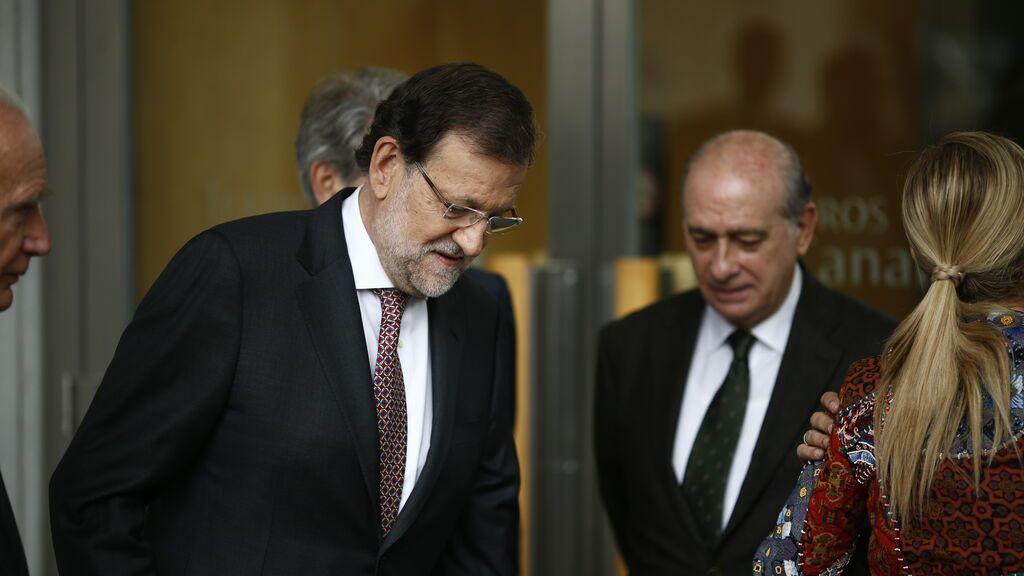 La comisión Kitchen aplaza la comparecencia de Rajoy y Fernández Díaz