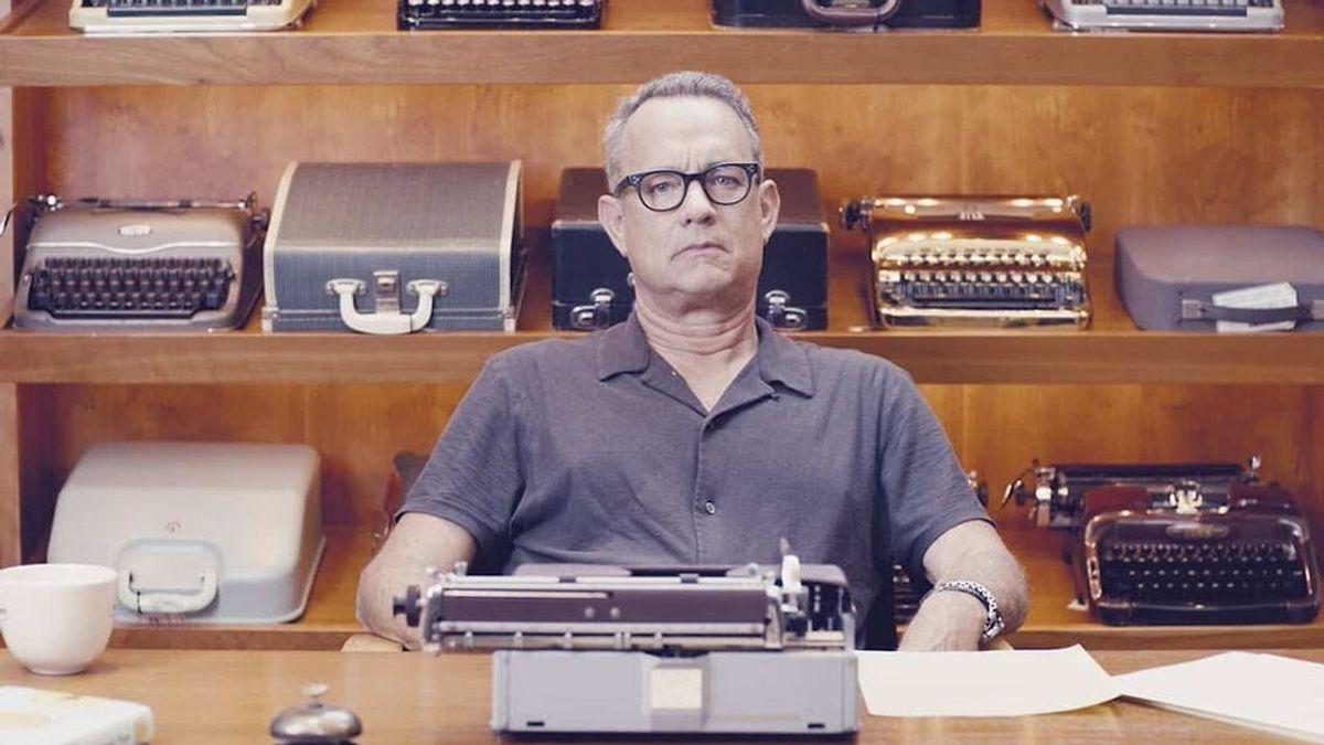 Tom Hanks y su pasión oculta: el actor desarrolló un app para convertir el iPad en una máquina de escribir antigua