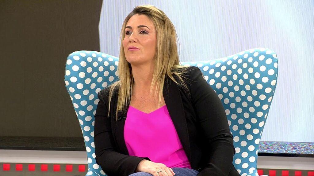 """El mensaje de Carlota Corredera tras la entrevista de Rocío Carrasco: """"No os voy a soltar la mano, la de Rocío, tampoco"""""""
