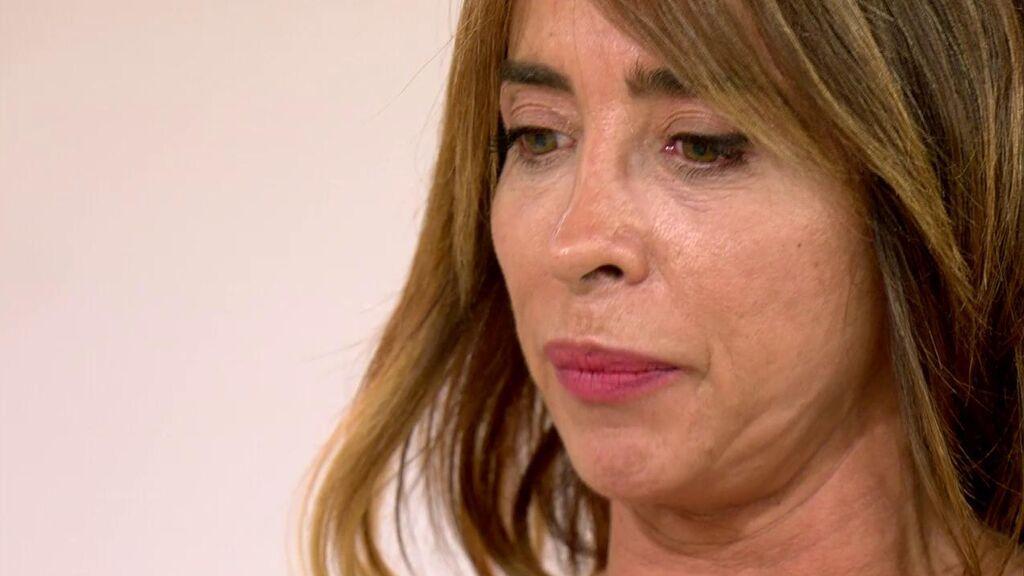 """María Patiño, herida tras la emisión de un vídeo: """"Si queríais hacerme daño, lo habéis conseguido"""""""