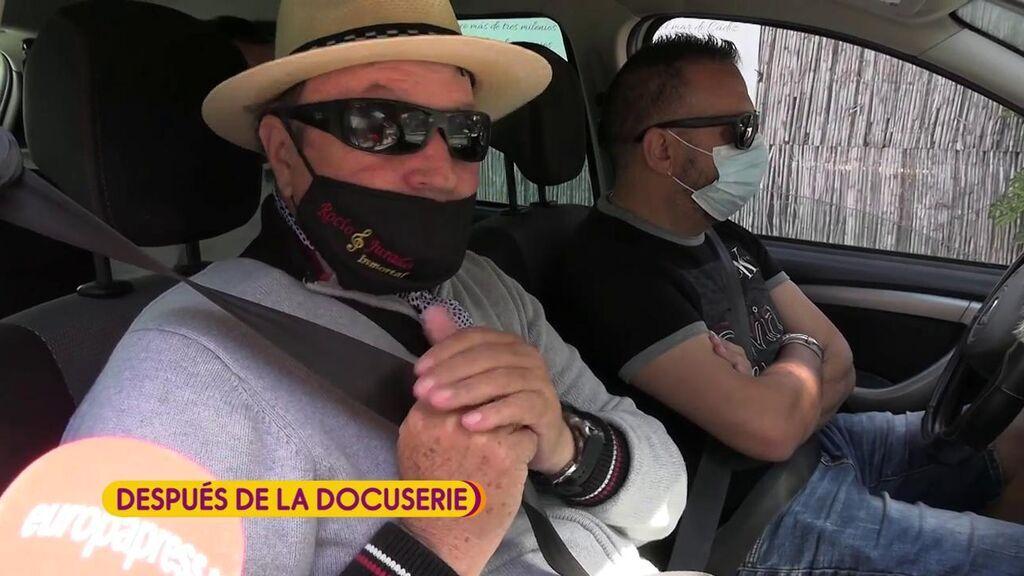 Amador Mohedano estalla tras conocer que habrá segunda parte de la docuserie de Rocío Carrasco