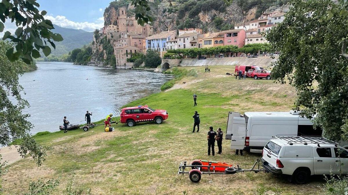 Encuentran el cuerpo sin vida del joven desaparecido mientras practicaba kayak  con su colegio en Tarragona