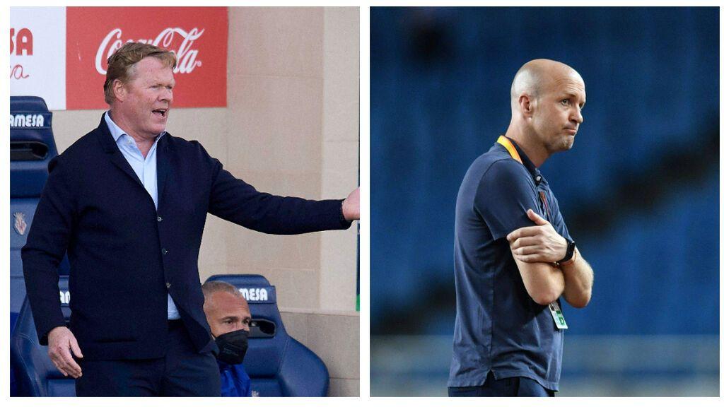 Laporta deja caer que Jordi Cruyff será 'comodín' del Barcelona para cualquier situación que se produzca en la temporada