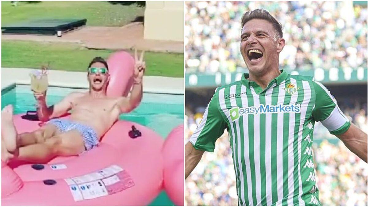 """Joaquín estará al pie del cañón con la Selección en la Eurocopa y les manda a los jugadores un mensaje: """"Suerte a mi querida España"""""""