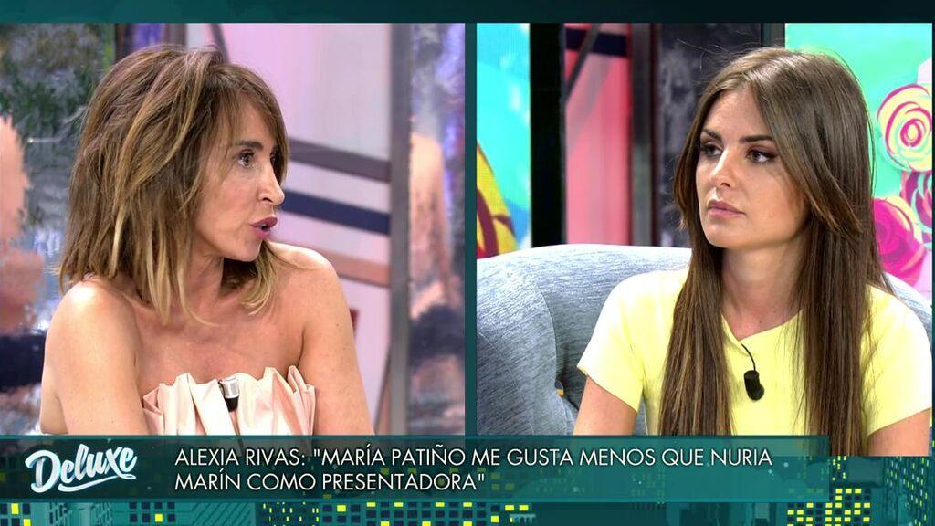 María Patiño y Alexia Rivas aclaran sus diferencias... o no