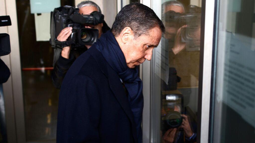 La Guardia Civil identifica en Andorra 6 millones de euros que atribuye a comisiones de Zaplana