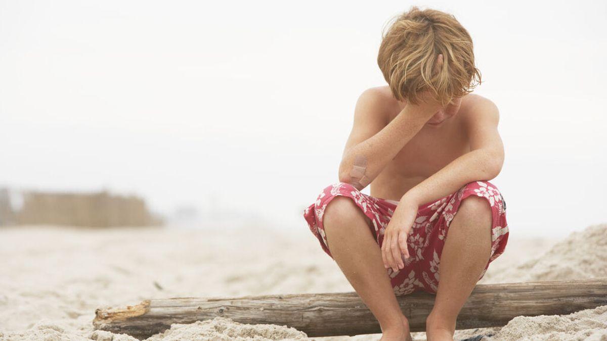 Consejos para no perder a un niño en la playa