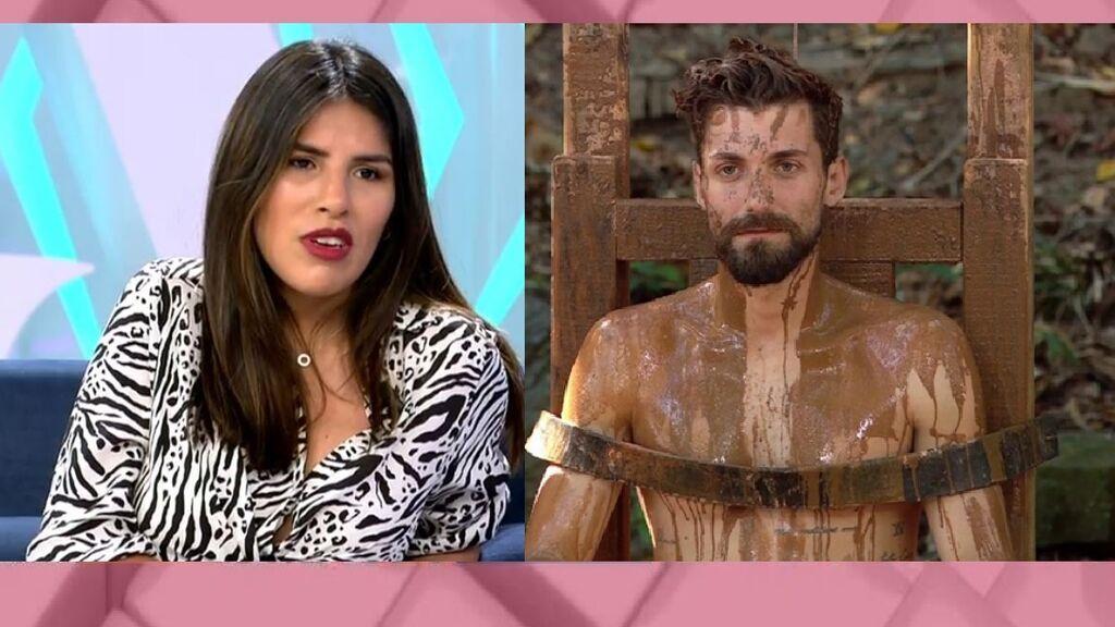 Isa Pantoja, lluvia de zascas contra Alejandro Albalá