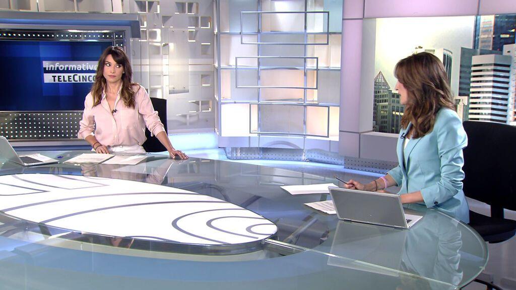 Con Laila Jiménez y Leticia Iglesias Informativos Telecinco 2021 Matinal 04/06/2021