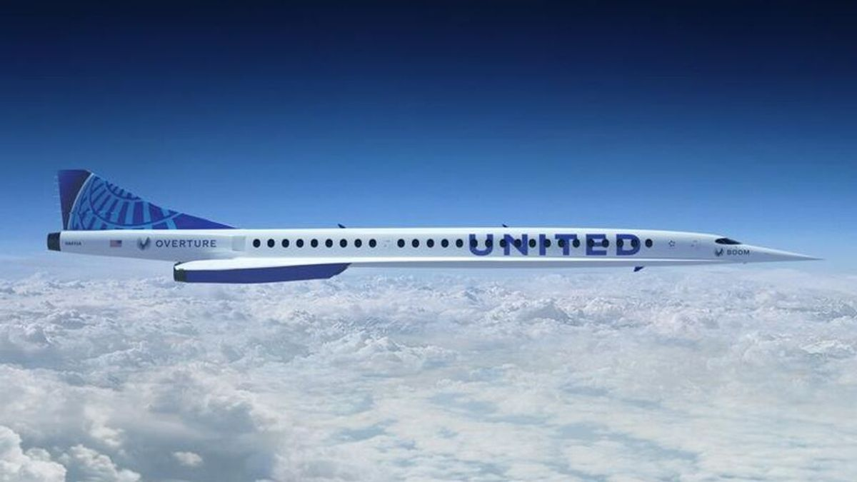 Vuelven los viajes en Concorde: ¿Qué empresa ha comprado aviones supersónicos y a qué destinos irán?
