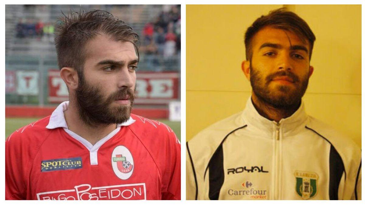 El jugador Giuseppe Perrino fallece de un infarto durante el partido homenaje a su hermano muerto