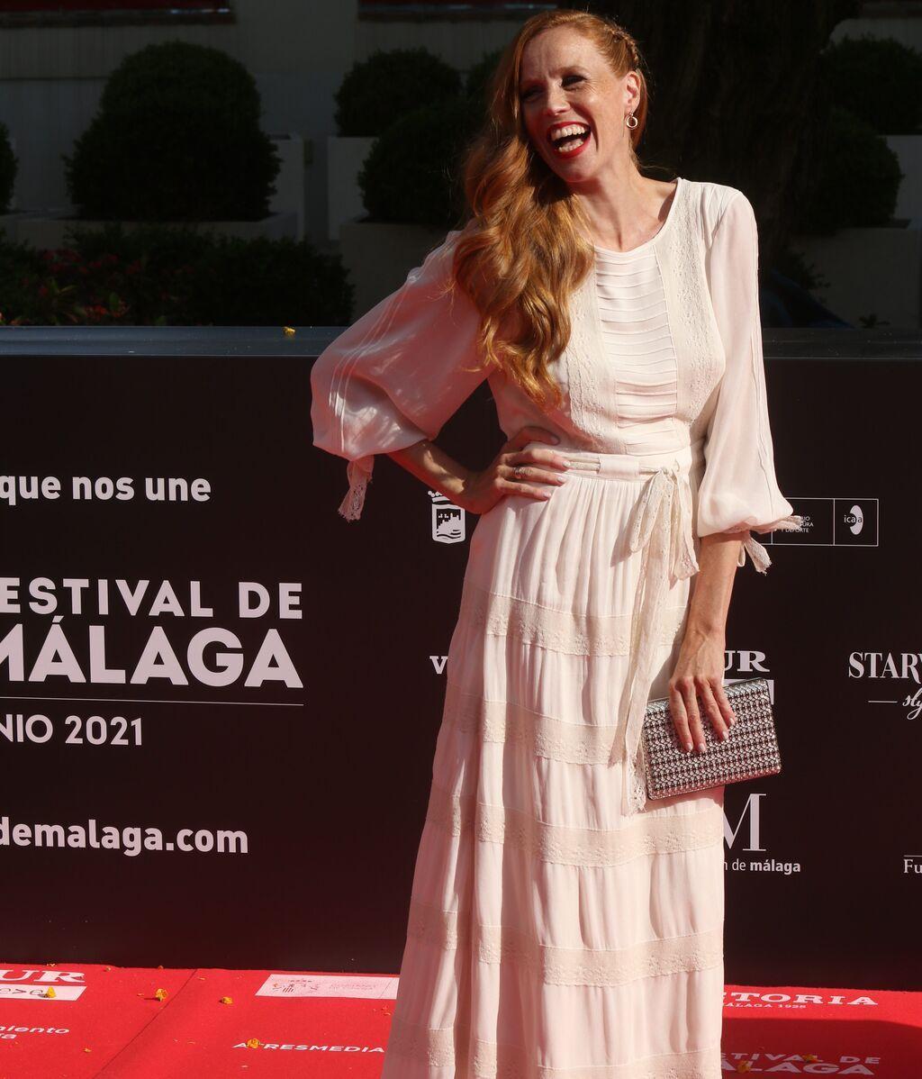 María Castro, en el Festival de Cine de Málaga