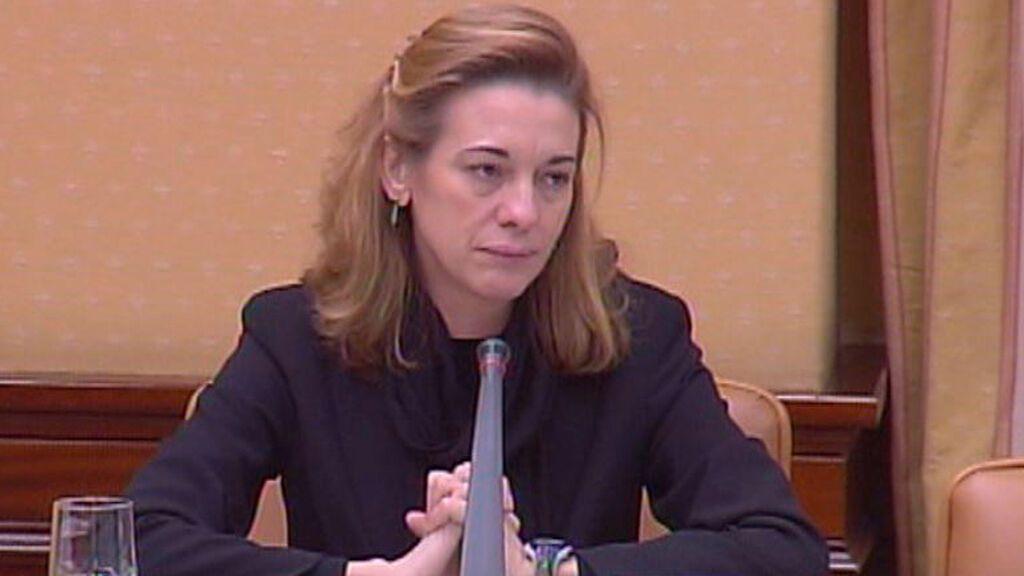 Pilar Manjón, ante la comisión de investigación del 11M