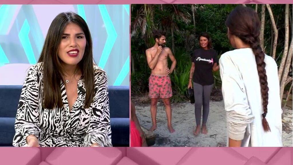 Isa Pantoja cuenta qué le molesta de la relación de Kiko Rivera y Omar con Albalá