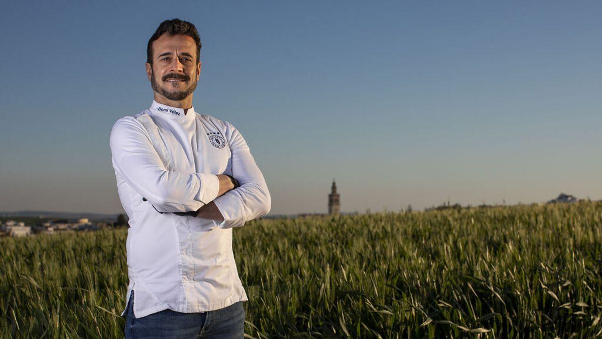 """Domi Vélez, candidato al Oscar de la panadería: """"Aunque gane, el pan se seguirá vendiendo en mi pueblo, Lebrija"""""""