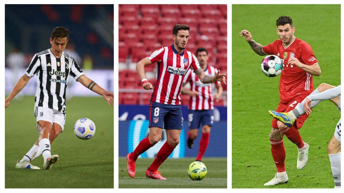 El Atlético planea una revolución para la próxima temporada: salidas como Saúl y Vitolo, y pueden llegar Dybala o Lucas Hernández