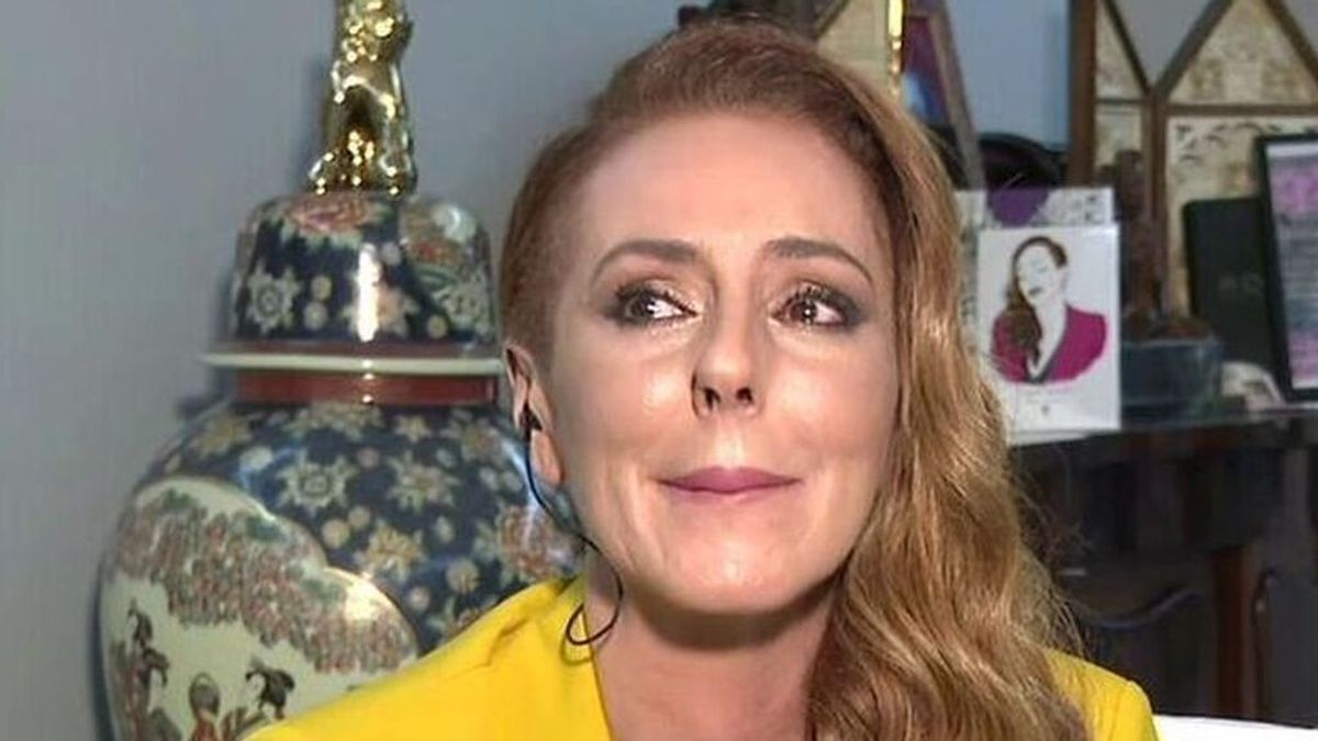 """Rocío Carrasco no compró el retrato que mostró en su salón: """"Cuando lo enseñó en directo fue una sorpresa para mí"""""""
