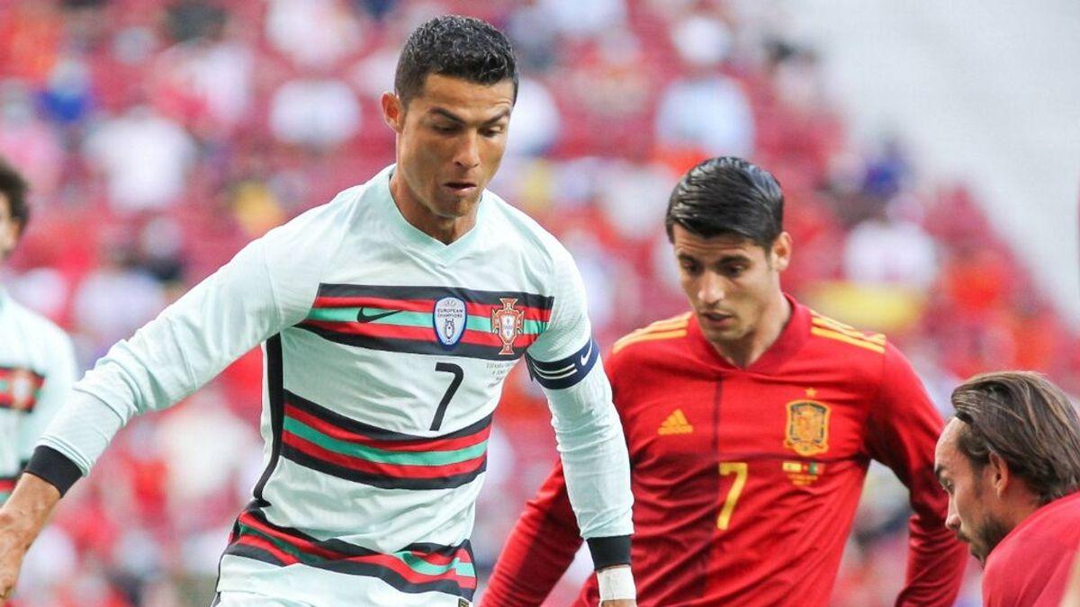 España empata ante Portugal, da muestras de falta de gol y mantiene abierto el debate en la portería (0-0)
