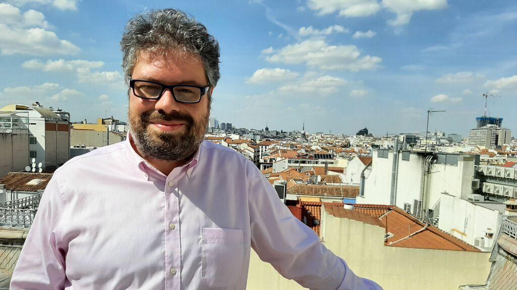 Entrevista Sergio del Molino
