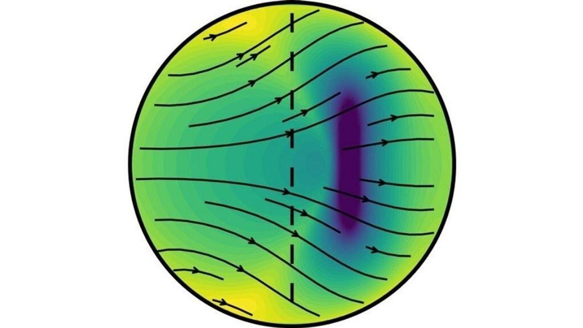 Un extraño fenómeno desequilibra el núcleo terrestre