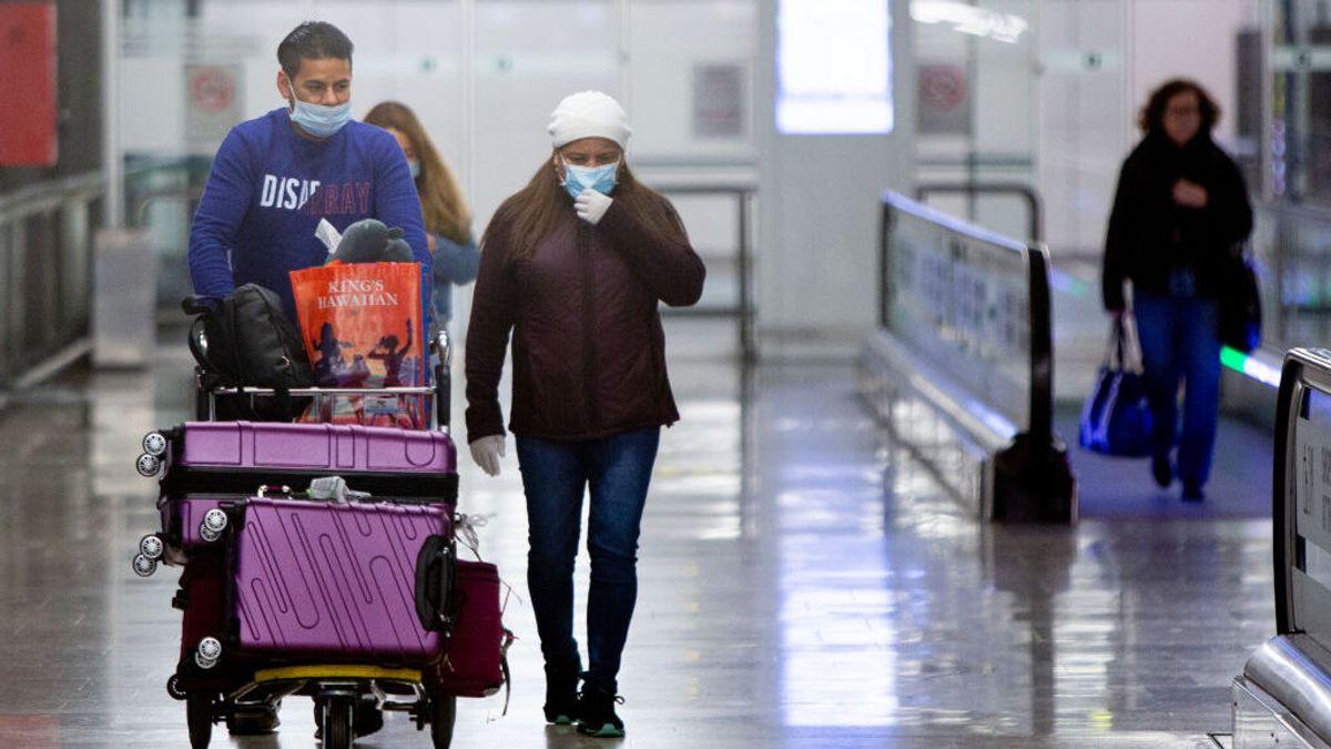 Última hora del coronavirus: Bruselas recuerda a España que el consenso es pedir una PCR negativa a los turistas de fuera de la UE