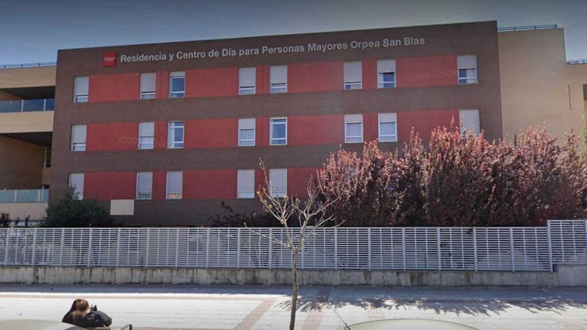 Brote en una residencia de San Blas con ancianos vacunado: siete ingresados y al menos 20 infectados