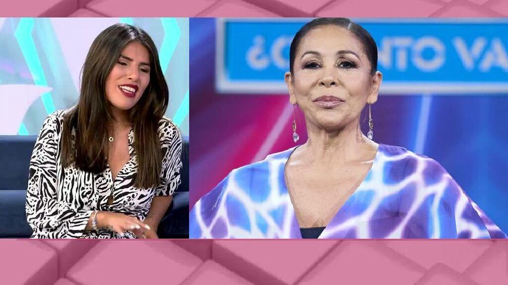 Isa Pantoja confiesa qué echa de menos de su madre y Cantora