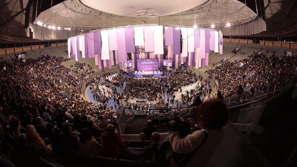 Los inscritos de Podemos eligen desde este domingo al sucesor de Pablo Iglesias al frente del partido