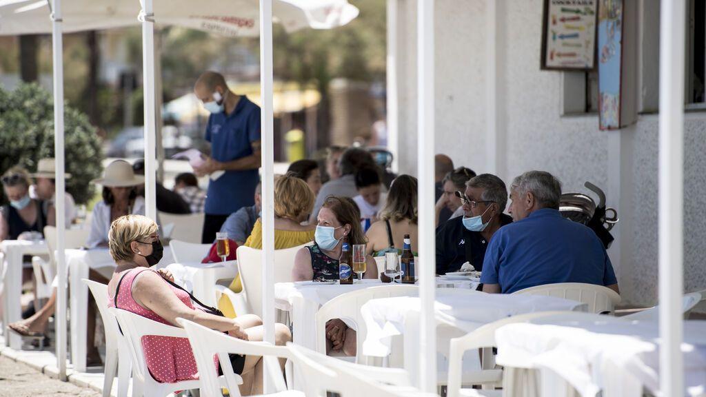 Sanidad publica en el BOE las nuevas restricciones para hostelería y ocio nocturno