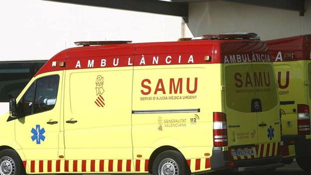 Encuentran a una anciana en la cama junto al cadáver de un hombre en una vivienda de Valencia