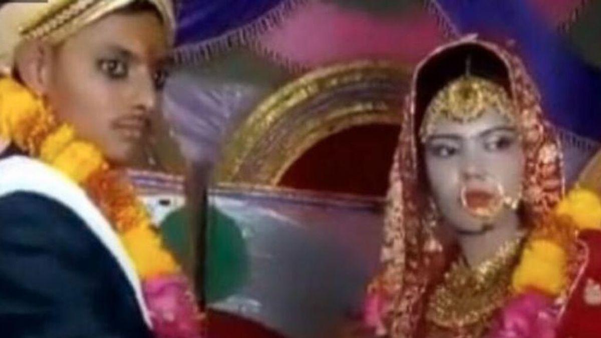 La novia se muere de un infarto durante la boda y el novio se casa con la hermana de la fallecida