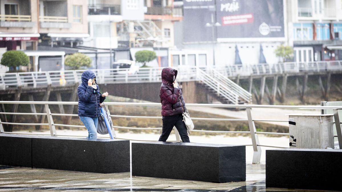 Casi 20 provincias en alerta este sábado por fuertes vientos y tormentas con posibilidad de granizo