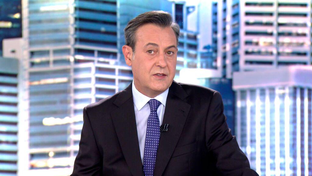 Con José Ribagorda Informativos Telecinco 2021 Mediodía 05/06/2021