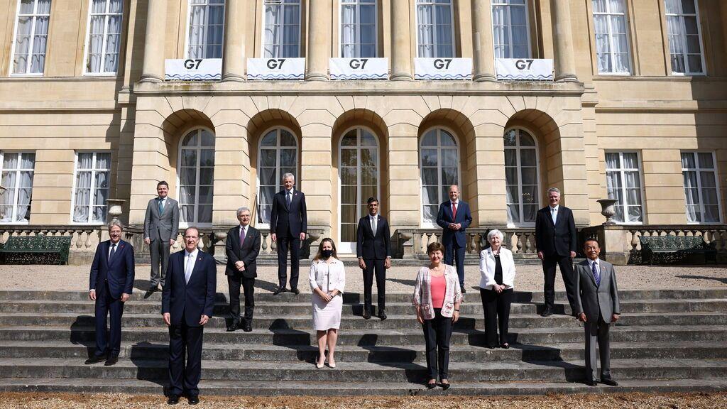 El G-7 alcanza un acuerdo para reformar el sistema fiscal global