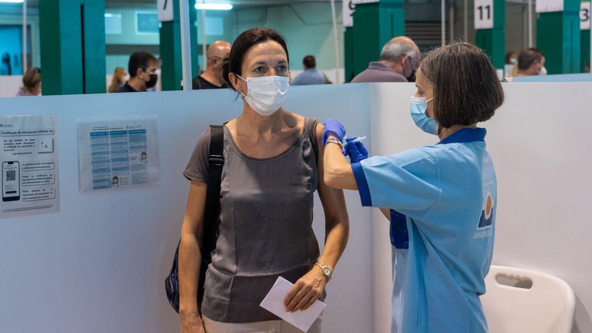 Baja el número de ingresados por Covid en hospitales andaluces por quinto día consecutivo