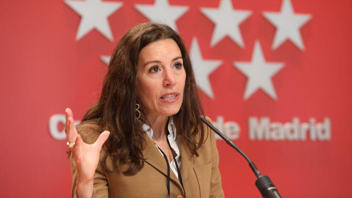 Ayuso propone a Eugenia Carballedo para presidir la Asamblea de Madrid