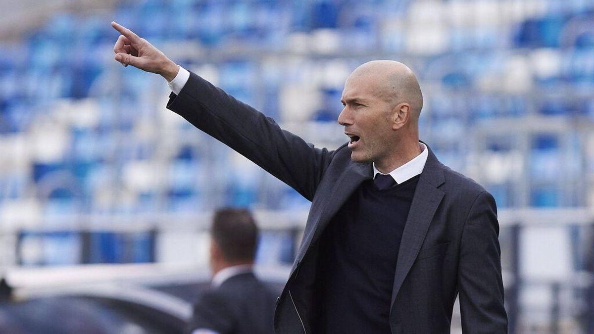 El Real Madrid perdonó a Zidane una cláusula de 10 millones tras su marcha: en el club siguen dolidos por su carta