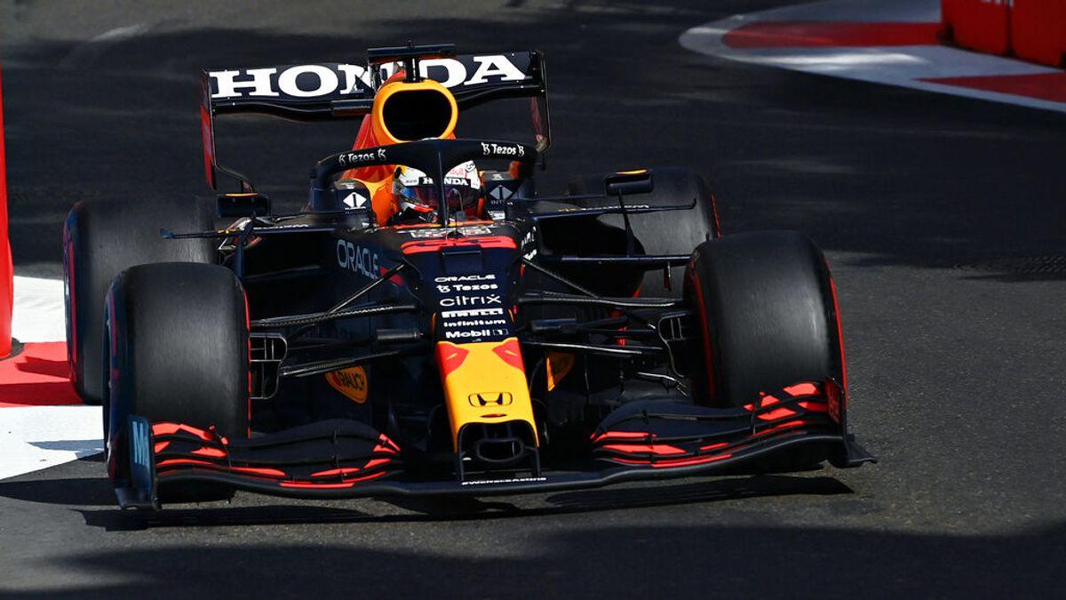 Red Bull da un golpe encima de la mesa en Baku y Verstappen es aun más lider