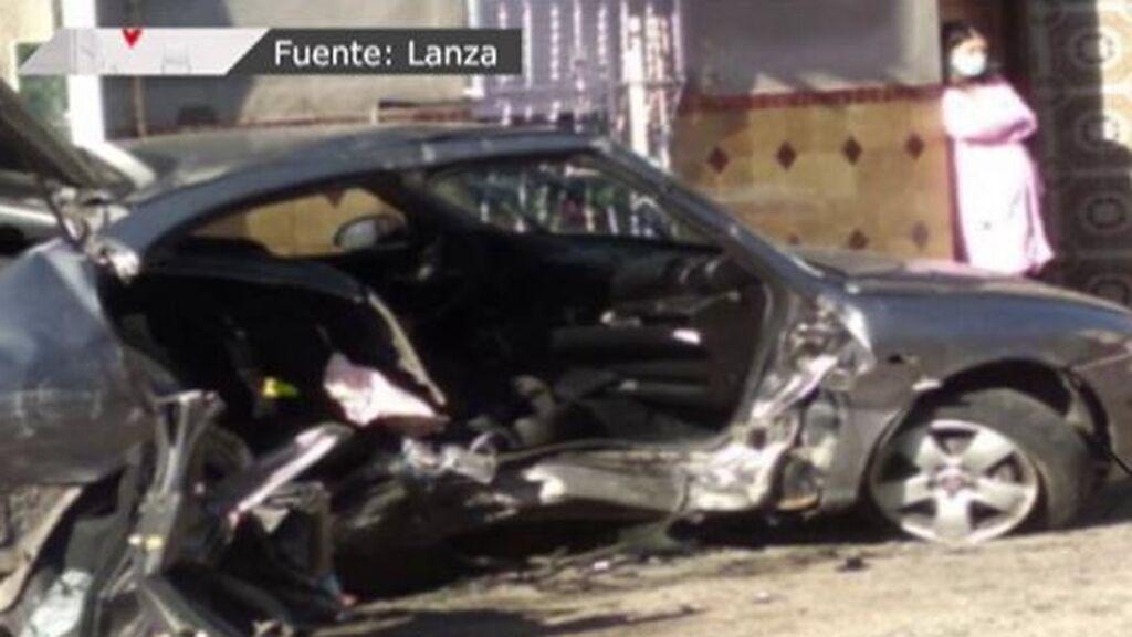 Mueren dos jóvenes de 20 y 21 años y una menor de 16 en un accidente de tráfico en Argamasilla de Alba