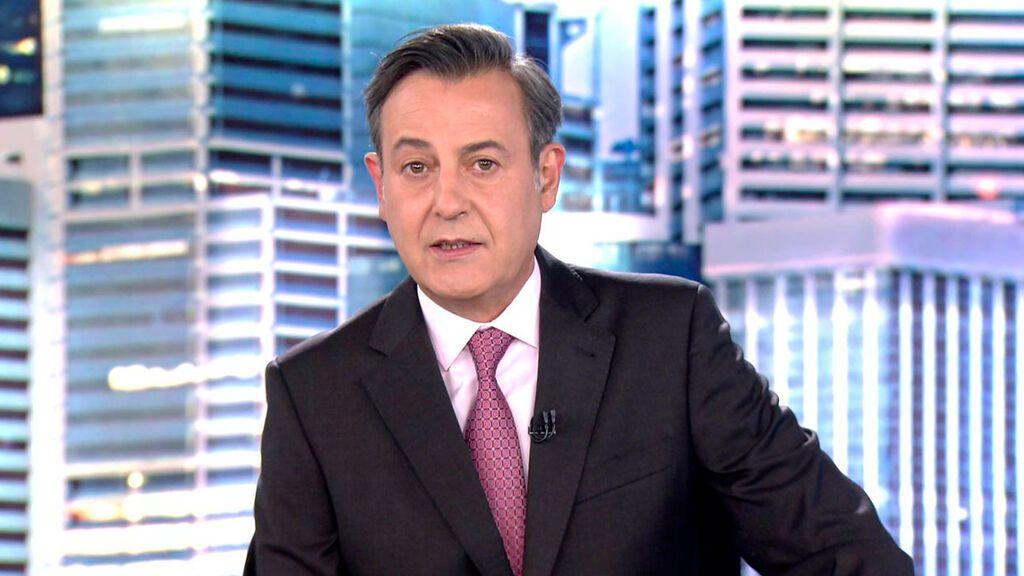 Con José Ribagorda Informativos Telecinco 2021 Mediodía 06/06/2021