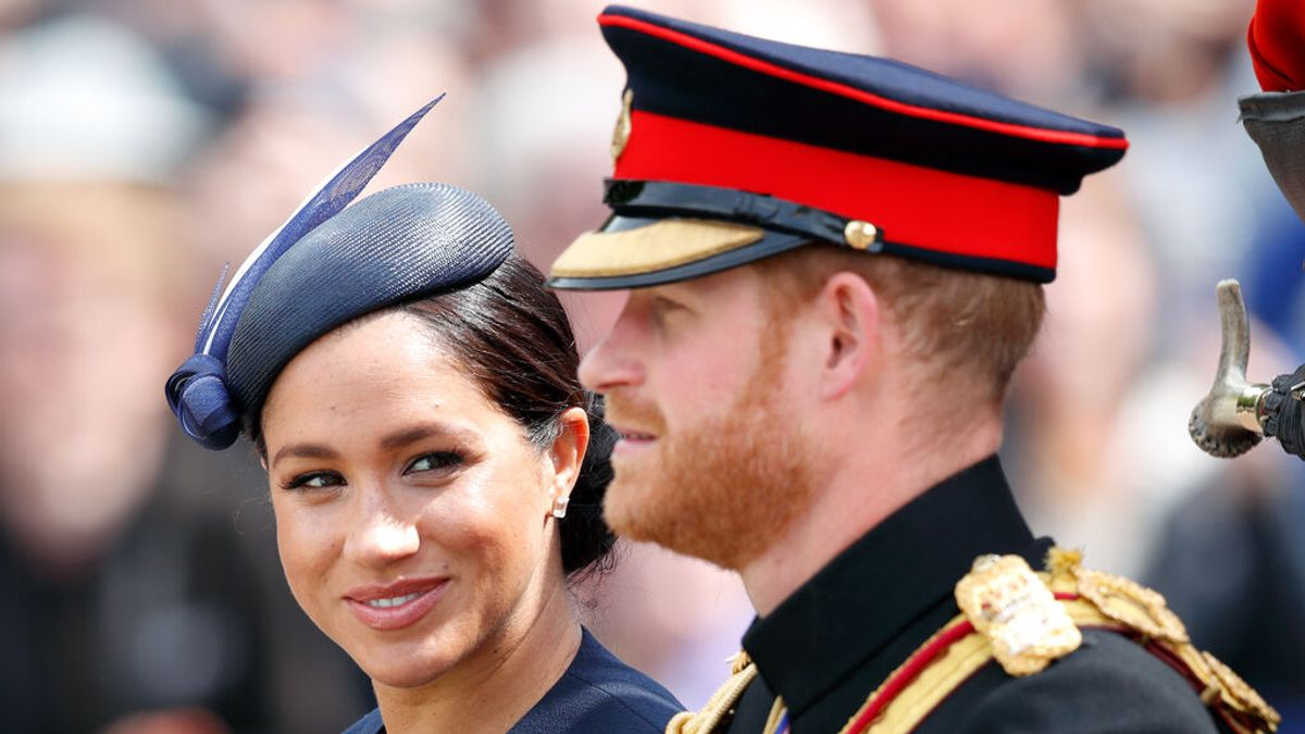 Meghan Markle y el príncipe Harry ya son padres de su segundo hijo, una niña