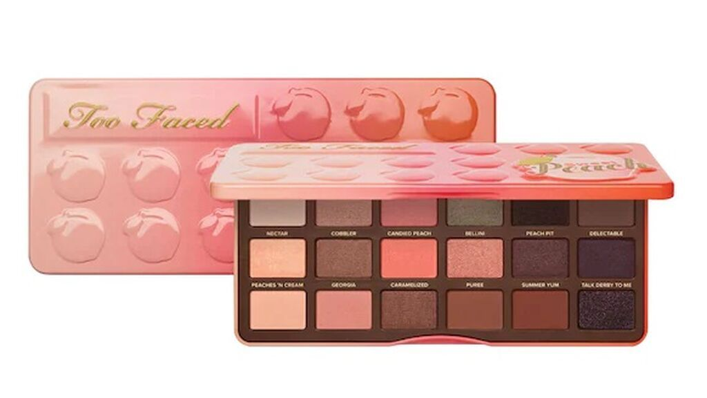 Palet. sombra.ojos.Too.Faced.Sweet.Peach