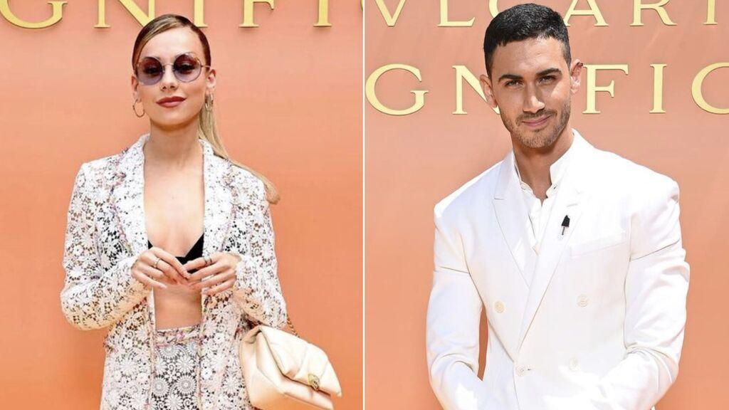 Ester Expósito y Alejandro Speitzer acuden por separado a un evento de una conocida marca en Milán: ¿Han roto?