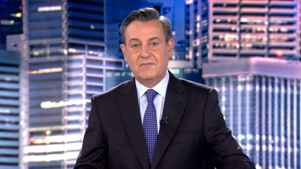 Con José Ribagorda Informativos Telecinco 2021 Noche 05/06/2021