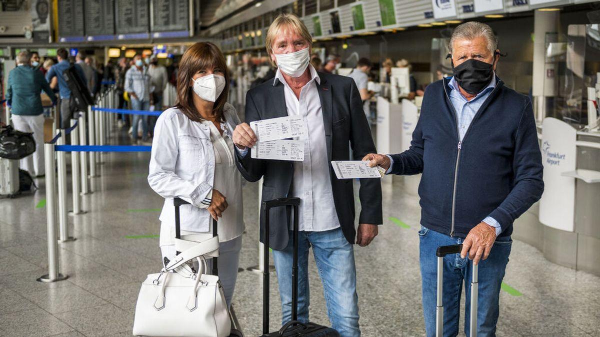 España abre este lunes sus fronteras a todos los vacunados